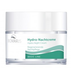 Biomaris Hydro Night Cream krem regenerujący na noc
