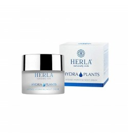 Herla Hydra Plants Hydrating Night Cream