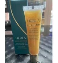 Herla Gold Supreme 24k Gold Nourishing lip oil serum ze zlotem do ust